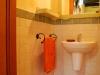 bagno privato camera rosa